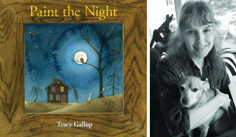Tracy Gallup, Paint the Night