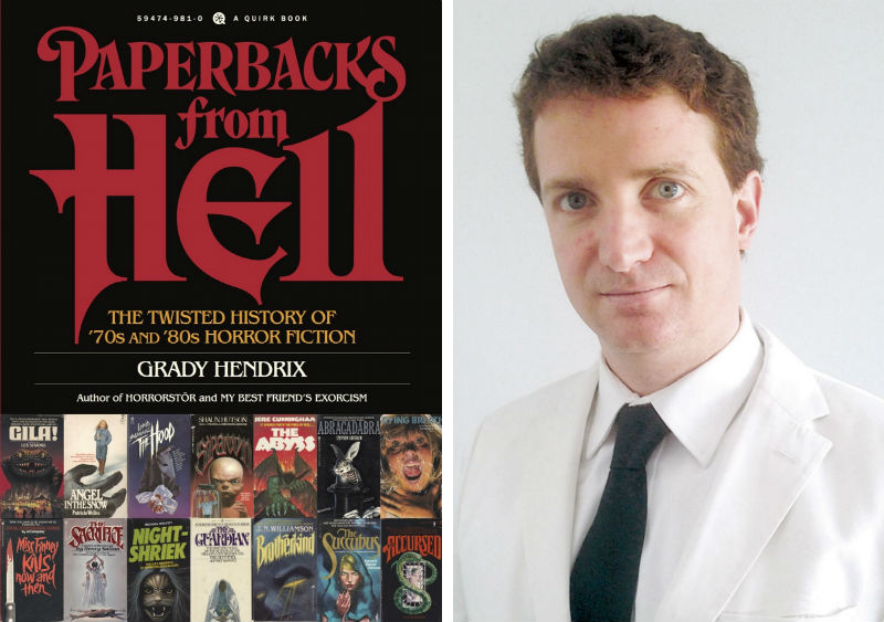 Grady Hendrix, Paperbacks From Hell
