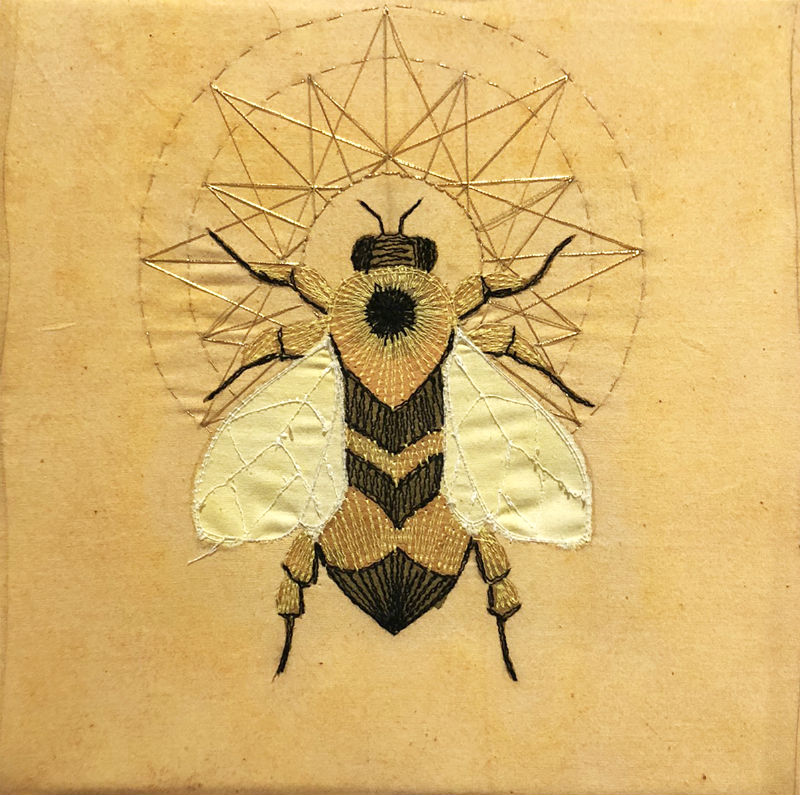 Honeybee by Jesi Evans Murphy