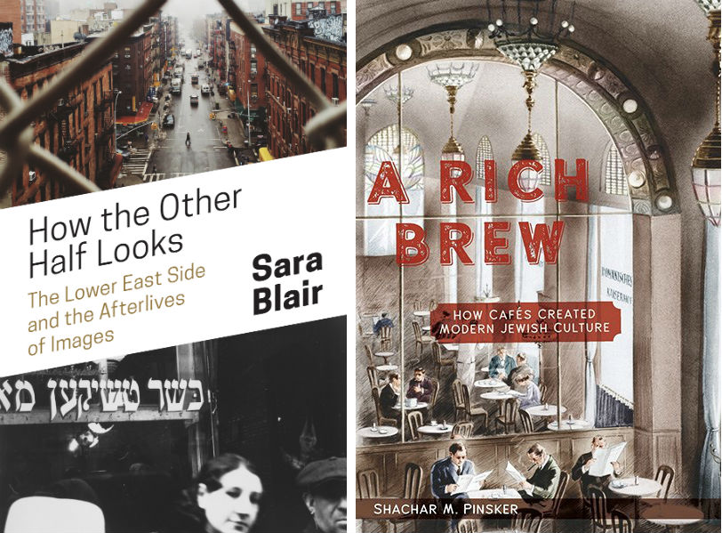 How the Other Half Looks and A Rich Brew book covers