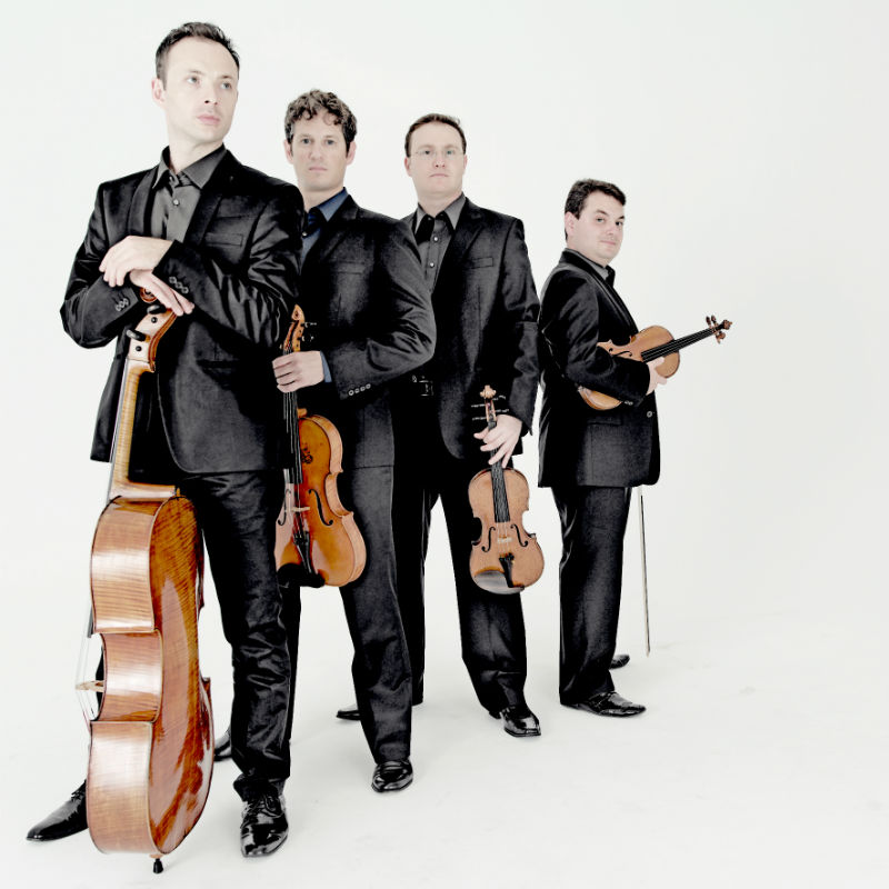 Jerusalem Quartet