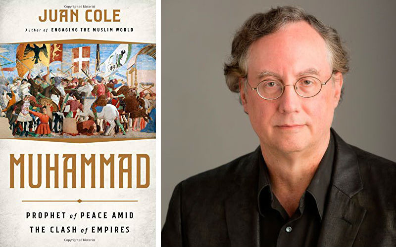 Juan Cole and his book Muhammad
