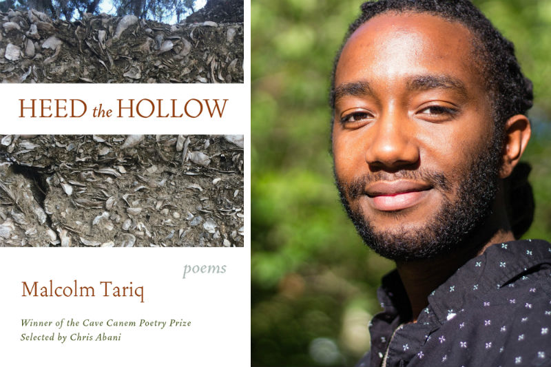 Malcom Tariq and his book Heed the Hollow