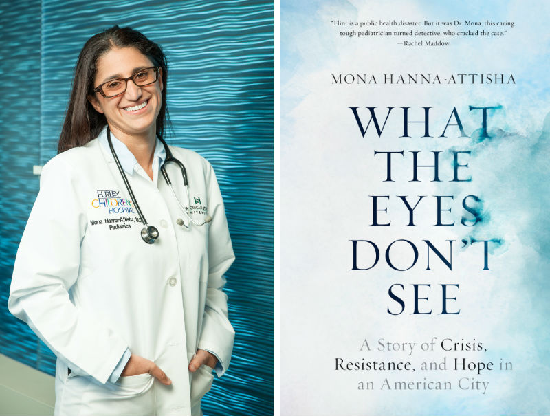 Mona Hanna-Attisha, What the Eyes Don't See