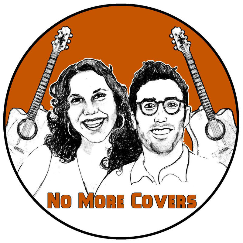 No More Covers podcast logo