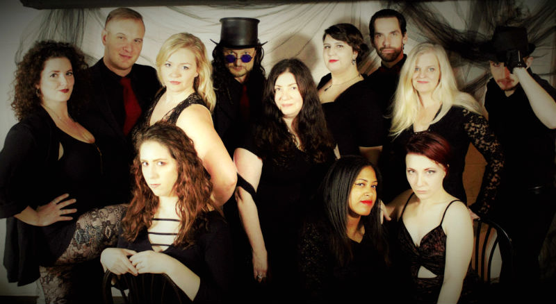 Neighborhood Theatre Group's Black Cat Cabaret