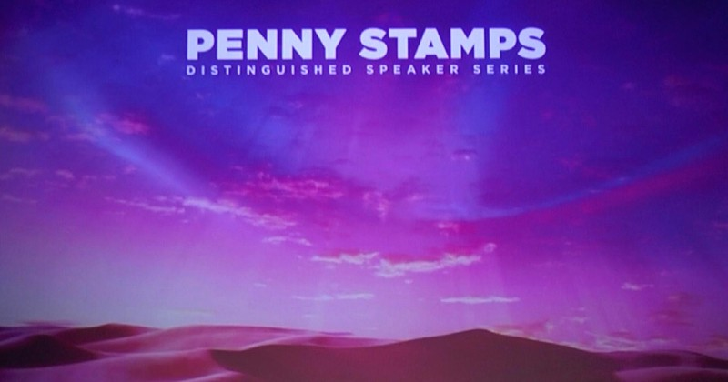 Penny Stamps Distinguished Speaker Series