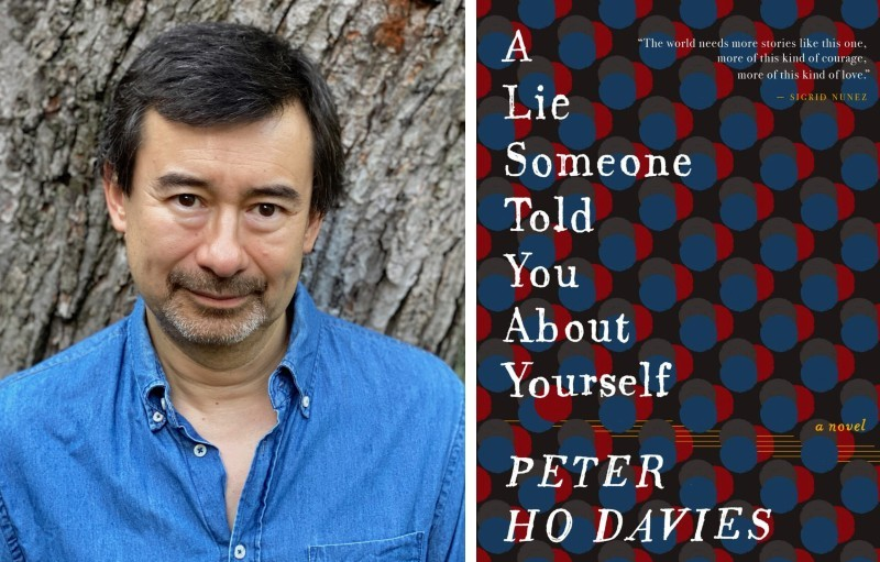 Peter Ho Davies and his book A Lie Someone Told You About Yourself