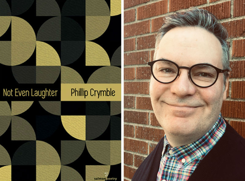 Phillip Crymble and his book Not Ever Laughter