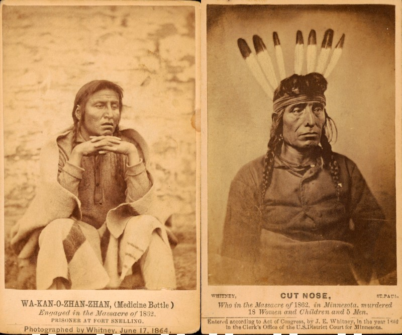 Medicine Bottle and Cut Nose by Joel E. Whitney, 1864