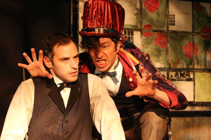 Roustabout Theatre's Mad As a Hatter