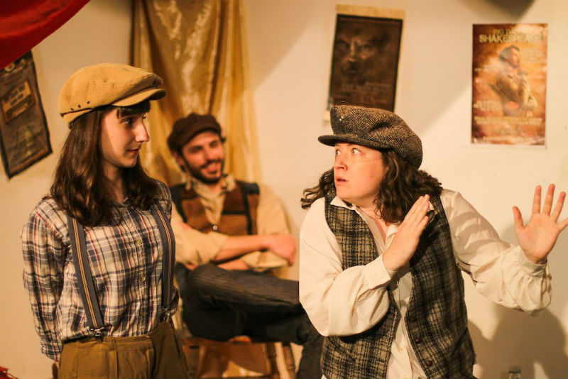 Roustabout Theatre's Big Daddy Shakespeare