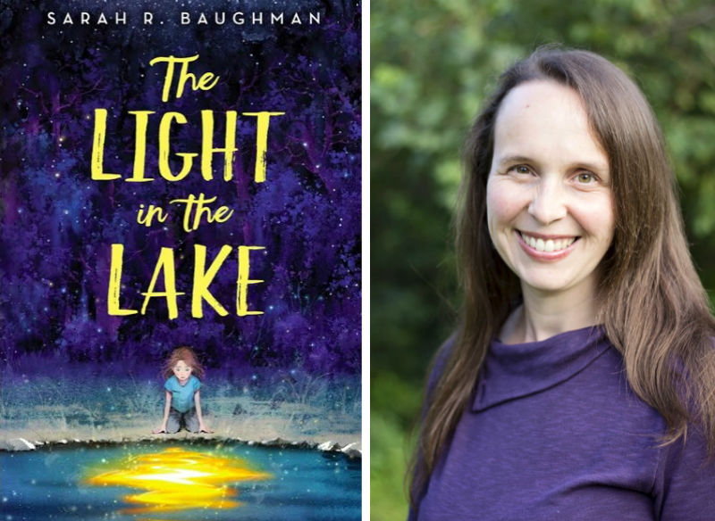 Sarah R. Baughman and her book Light in the Lake