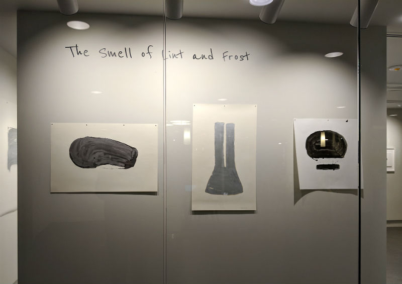 Elizabeth Youngblood's The Smell of Lint and Frost