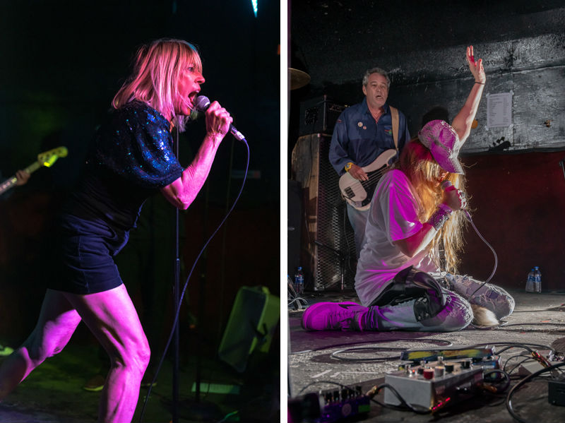 The Shemps - Kim Gordon - Jennifer Herrema