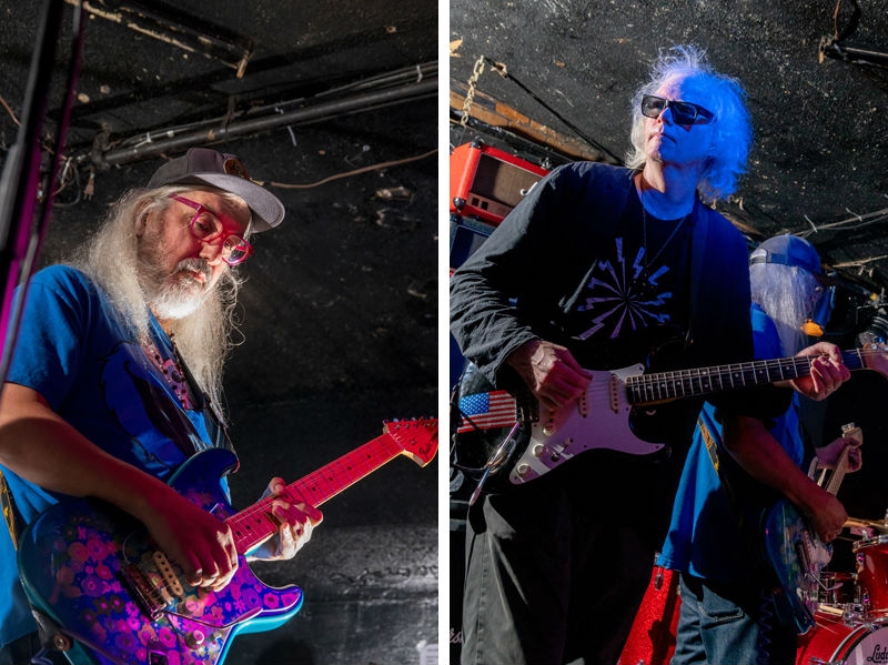 The Shemps - J Mascis - Don Fleming