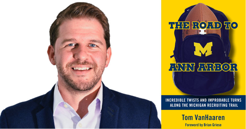 Tom VanHaaren, The Road to Ann Arbor book