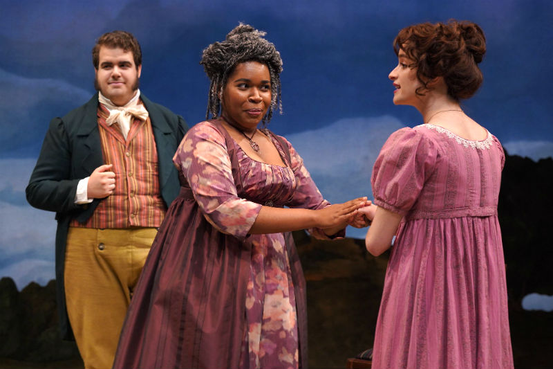 University of Michigan's production of Sense and Sensibility