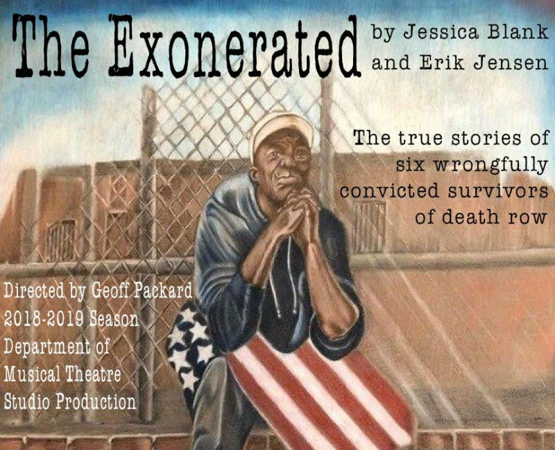 University of Michigan's production of The Exonerated