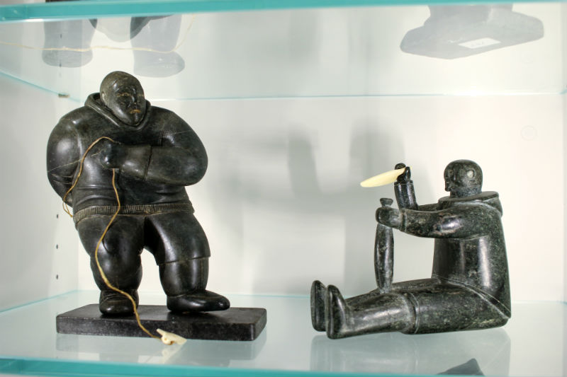 Inuit art from the Power collection at UMMA