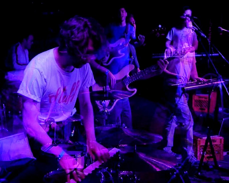 Vulfpeck at The Blind Pig, 2015