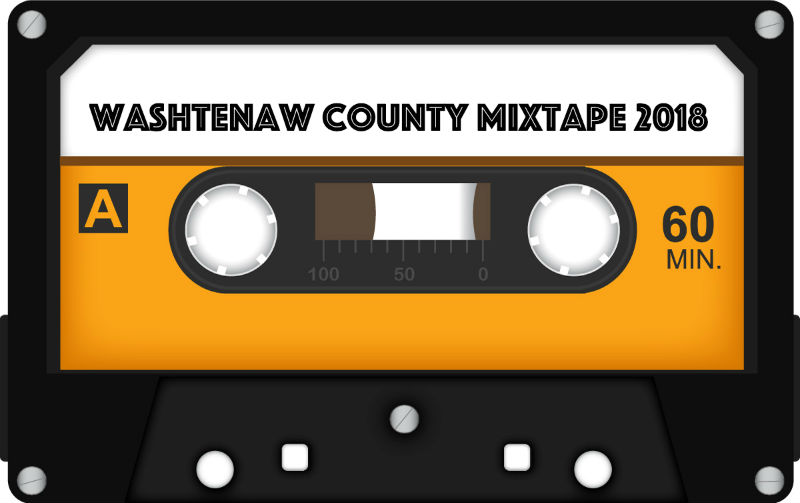 Washtenaw County Mixtape: 2018