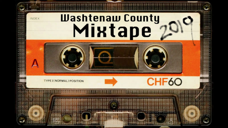 Washtenaw County Mixtape 2019