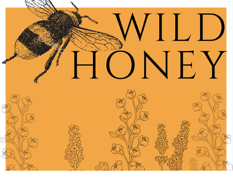 Wild Honey graphic