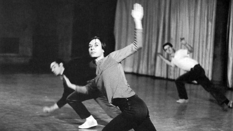 Yvonne Rainer still from Feelings Are Facts